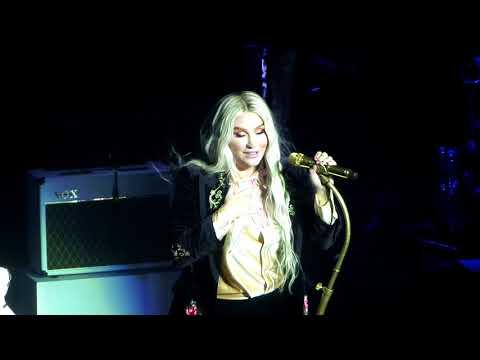 Kesha- Learn to Let Go & Hymm Live 2017 HD