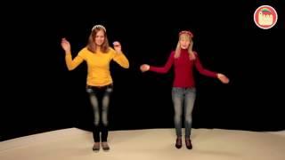Головами покиваем упражнение с музыкой и движениями для малышей