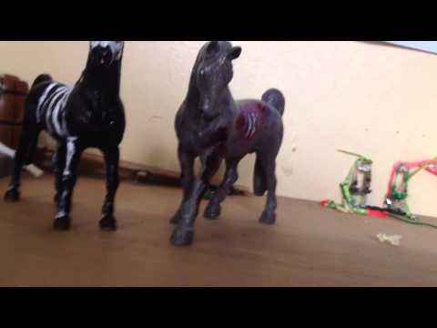 Hallo Halloween Decoraties : Schleich halloween customs youtube