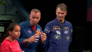 STEM in 30   Ask an Astronaut with Randy Bresnik and Paolo Nespoli