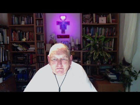 Nov: 17th : Sunday of Interfaith Week. Br Sean Dedicates Evening Prayer of Vespers 4 Global Inter-Sp
