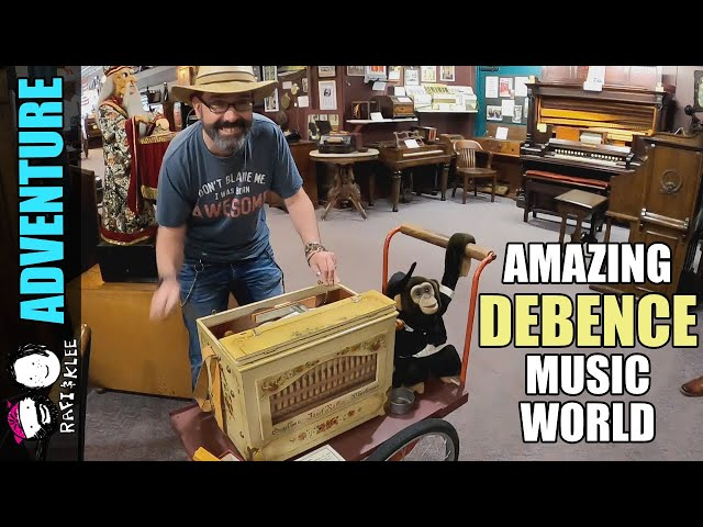 Part 12 - Amazing DeBence Antique Music World - Expedition To The North