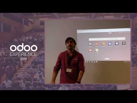 Odoo Expenses: From a Photo on Your Mobile to the Expense Report - Odoo Experience 2017