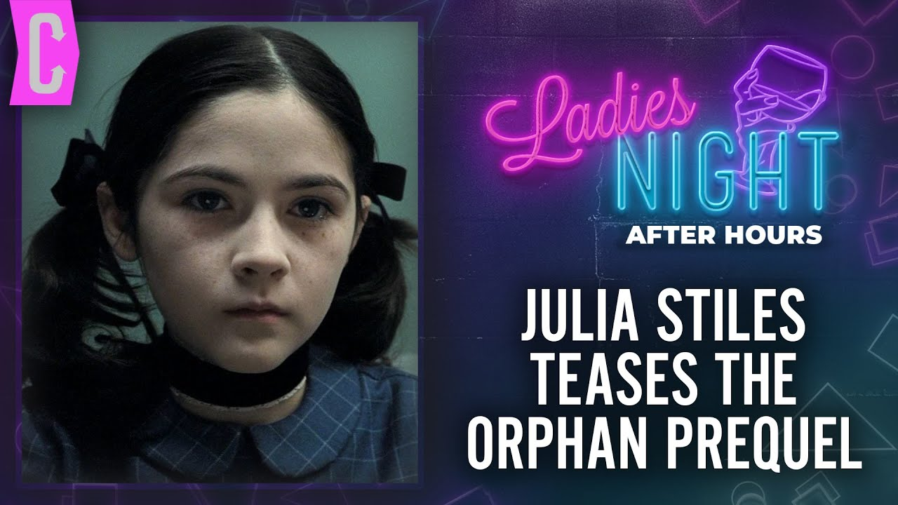 Orphan Prequel Interview: Julia Stiles Compares Esther to Norman Bates