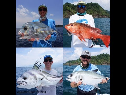 OSA Peninsula Multi-day Fishing Adventures Costa Rica!