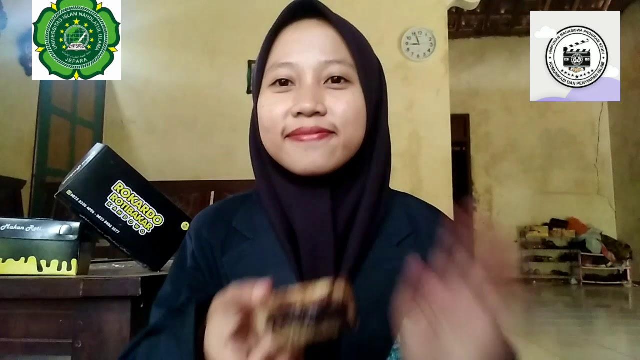 Promosi Makanan Roti Bakar Rokardo By Khanifatuz Zahroh Youtube