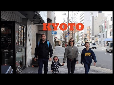Kyoto with the Kids: Part 2