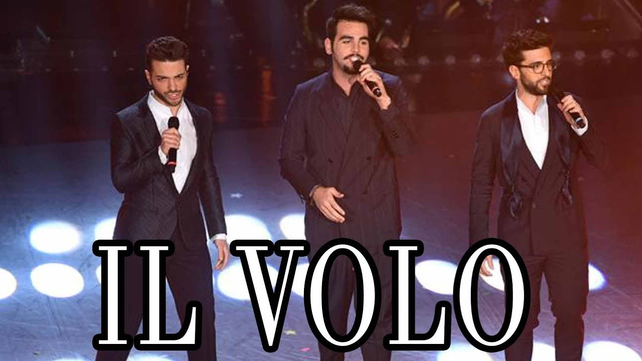 Il Volo Musica Che Resta Official Video Commento Sanremo 2019 Youtube