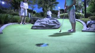 Dragon's Lair Mini Golf in Myrtle Beach