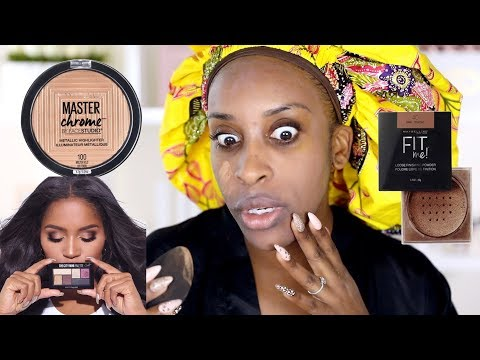 FULL Face of Maybelline Makeup! | Jackie Aina