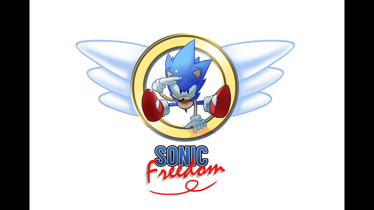 teaser hand drawn sonic game sonic freedom youtube