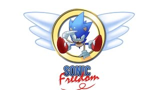 [TEASER] Hand Drawn Sonic Game: Sonic Freedom!