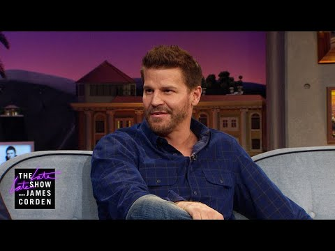 David Boreanaz Assesses James & Jeff Bridges for the SEALs