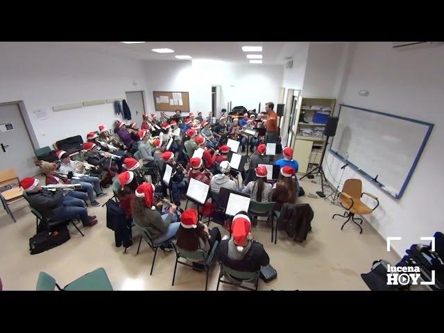 """Vídeo: El Conservatorio de Lucena participa en el concurso """"Yo también canté el villancico de Canal Sur"""""""