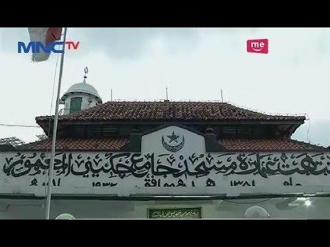 Masjid Jami Cikini Al-Ma'mur, Peninggalan Sang Maestro Pelukis Raden Saleh - LIP 11/06