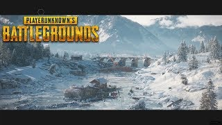 Its Cold Here... PUBG Snow Map Playerunknowns Battlegrounds Test Server - Live Stream PC