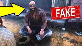 FAKE BLIND MAN ?! - Red Dead Redemption 2 Gameplay Walkthrough