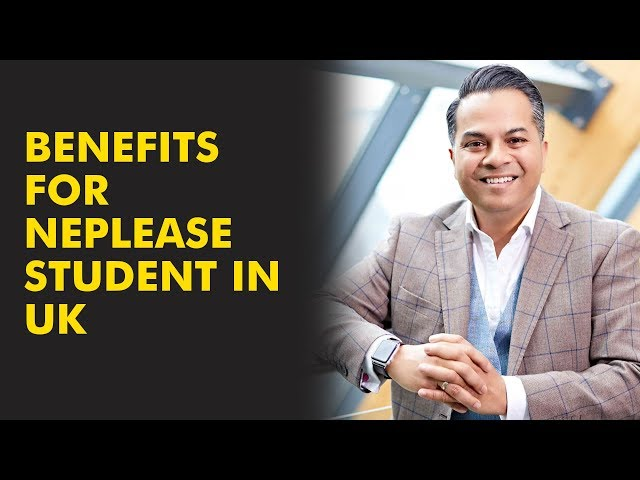 Benefits for Neplease student in UK l Shamim Ghani