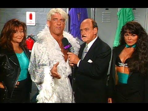 720pHD: WCW COTC 081596  Miss Elizabeth, Woman & Ric Flair