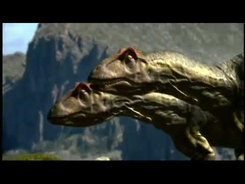 Walking With Dinosaurs: Allosaurus Sounds (Incomplete)