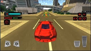 P1 Drift Max Simulator - Desert Jeep Drifting Game - Android Gameplay FHD