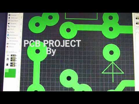 PCB creating project. Part 2. From beginning ... ( by Engineerus ...