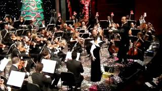 "Nader Abbassi - New Year Concert 2011/2012 ""Queen of the Night"" Whal-Ran Seo"