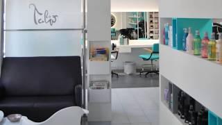 Decoración exprés para peluquería