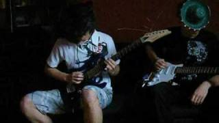 Drowning Pool - Hate (cover)