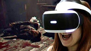 Resident Evil 7 - Experiment: So schockt die Kitchen-VR-Demo