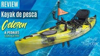 "Vídeo: Kayak de aletas ""Celeron"""