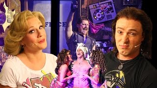A Day With the Broadway Cast of Rock of Ages