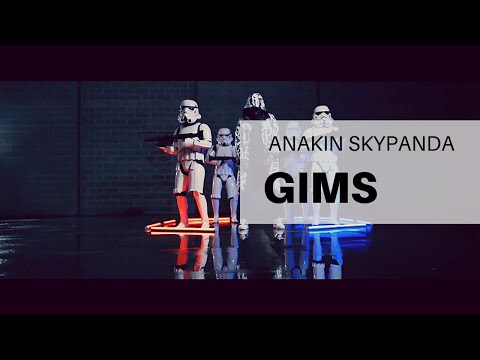 Anakin SkyPanda - Maître GIMS ft Desiigner