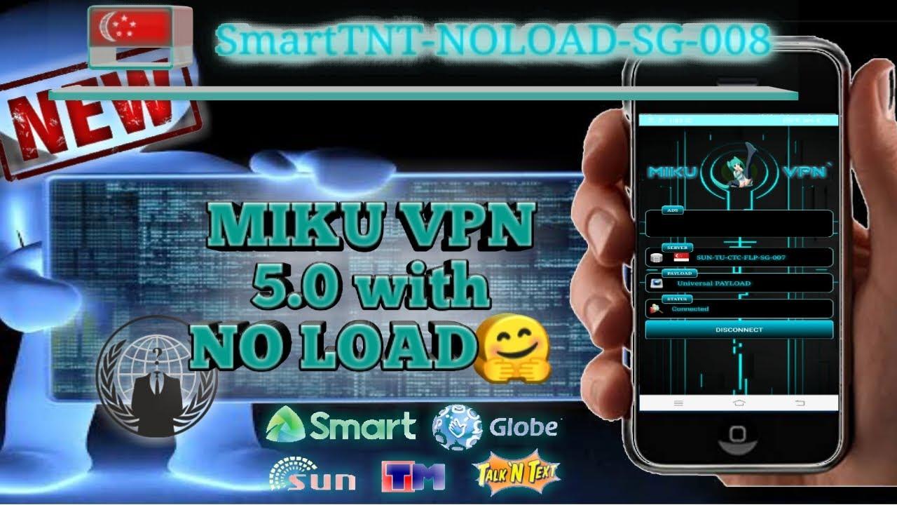 MIKU VPN 5 0