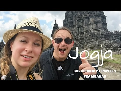 "Perjalanan Ke Indonesia - Yogjakarta ""jogja"" Vlog Travel"