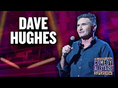 Dave Hughes - 2017 Opening Night Comedy Allstars Supershow