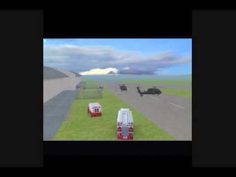 OLIVE Virtual World Drone UAV demo