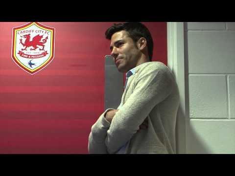 INTERVIEW: JAVI GUERRA JOINS CARDIFF CITY