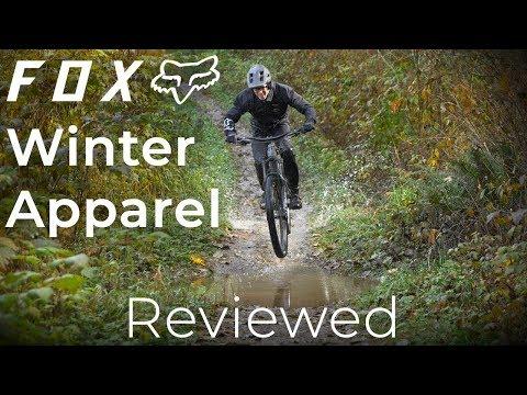 2020 Fox Apparel - Reviewed // Waterproof Jackets, Pants, And Gloves