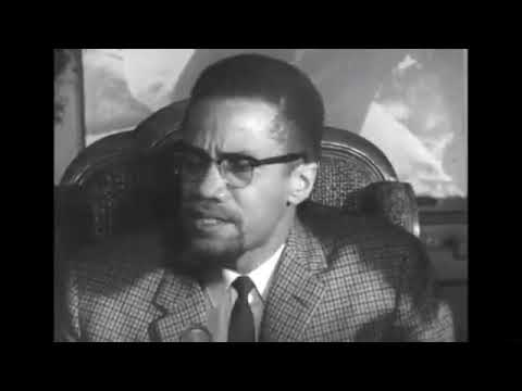 Canaanland Moors Malik El Shabazz Explains How Civil Rights Sold Us Out   Echoing Noble Drew Ali