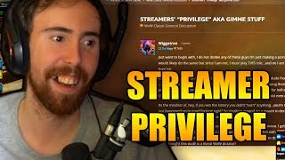 Asmongold Talks About Unpleasant Viewer Attraction From Classic Andamp Streamer Privilege Forum Post