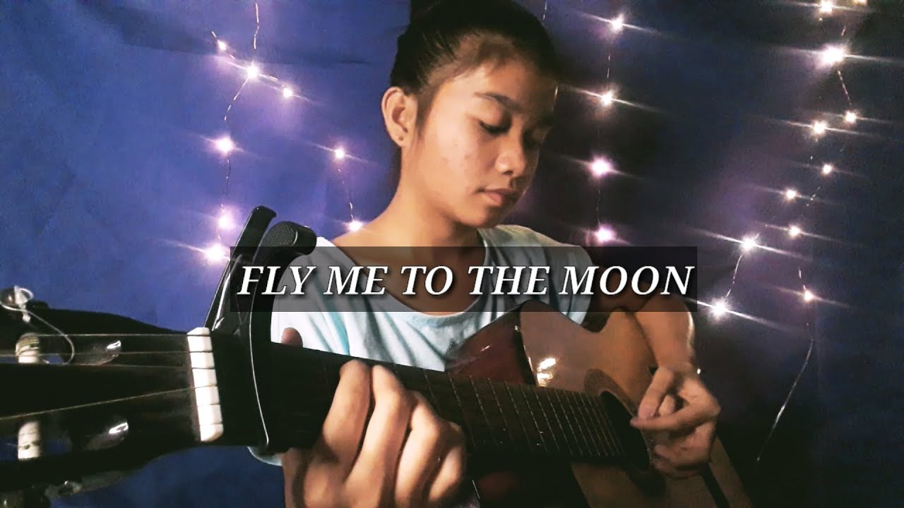 Fly me to the moon - Frank Sinatra   Cover by Kristel Estacio
