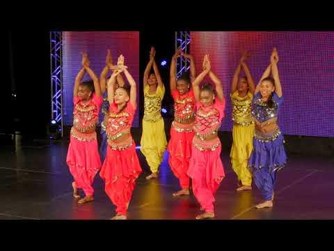 Jai Ho -  Group Dance