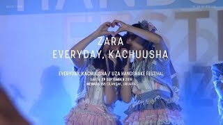 JKT48 - Everyday, Kachuusha [Zara Oshicam] at Everyday Kachuusha / UZA HS Fest (290918)