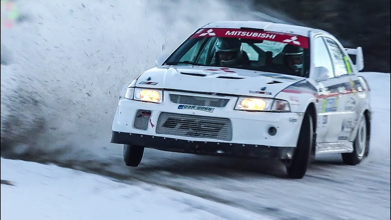 JÄNNER RALLYE 2020 | HIGHLIGHTS