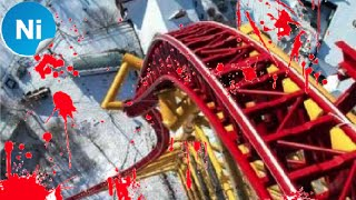 Top 5 Deadly Theme Park Accidents-Batman Roller Coaster Accident