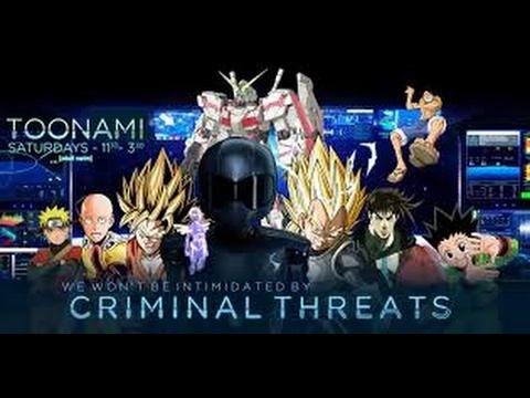 Toonami Talk #4- 2017