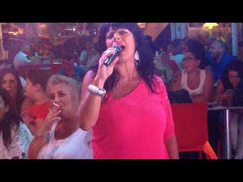 Karaoke Renata :Io domani di Marcella Bella
