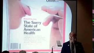 Dr. Joel Wallach BS,DVM,ND full health presentation 2011
