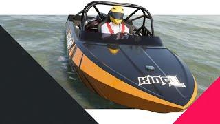 The Crew 2: Full Everglades Jetsprint Boat Event Gameplay